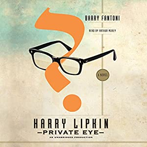 Harry Lipkin, Private Eye Audiobook