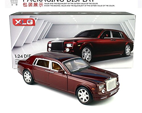 124-rolls-royce-phantom-diecast-sound-light-pull-back-model-toy-car-wine-red-new-in-box