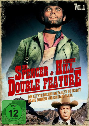 Bud Spencer & Terence Hill - Double Feature Vol. 1