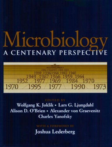 Microbiology - A Centenary Perspective