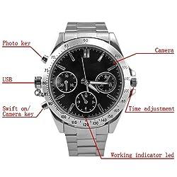 Jms 4Gb Spy Wrist Watch