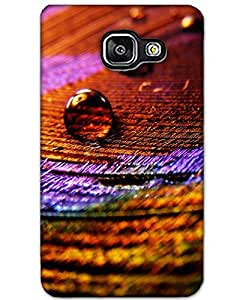 Samsung Galaxy A7 (2016) Back Cover Designer Hard Case Printed Cover
