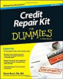 img - for By Steve Bucci Credit Repair Kit For Dummies (4th Edition) [Paperback] book / textbook / text book
