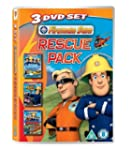 Fireman Sam - Rescue Pack (Triple Pac...