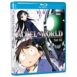 Accel World Set 2 [Blu-ray]