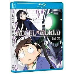 Accel World Set 2 [Blu-ray]