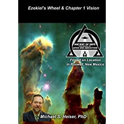 Ezekiel's Wheel & Chapter 1 Vision