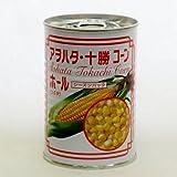アヲハタ 十勝コーン ホール 425g 4号 缶詰