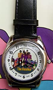 The Beatles Yellow Submarine Fossil Watch Set Limited Edition