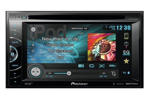 Pioneer AVH-X3600DAB CD/DVD Tuner