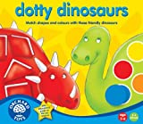 2X Orchard Toys Dotty Dinosaurs
