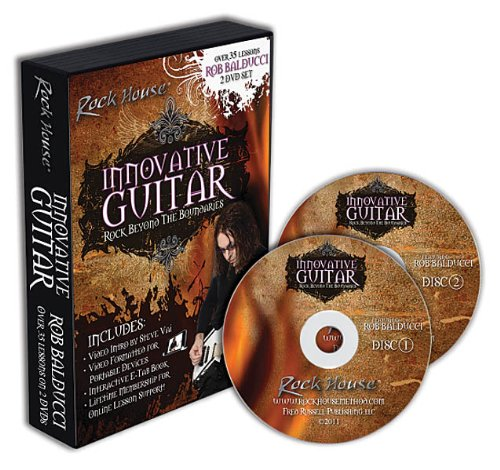 Innovative Guitar: Rock Beyond Boundaries [DVD] [Import]
