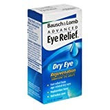 Bausch And Lomb Bausch And Lomb Advanced Rejuvenation Lubricant Eye Drops, 0.5 oz
