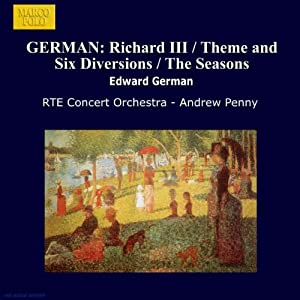 German - Orchestral Works, Volume 1