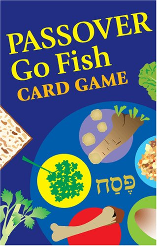 Passover Go Fish Card Game - Buy Passover Go Fish Card Game - Purchase Passover Go Fish Card Game (Emily Sper, Toys & Games,Categories,Games,Card Games,Card Games)