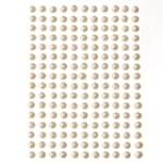 352 x White Ivory Self Adhesive Stick...