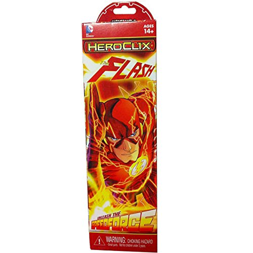 Dc Heroclix: The Flash Booster Pack