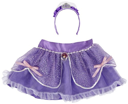 Sofia the First Dance Tutu and Tiara Costume Accessory