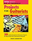 img - for Guitar Player Presents Do-It-Yourself Projects for Guitarists (Book) book / textbook / text book