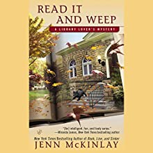 Read It and Weep (       UNABRIDGED) by Jenn McKinlay Narrated by Allyson Ryan