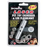 Ethical Pet Spotbrites Laser Pet Toy and Exerciser