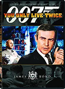 "Sean Connery once again plays James Bond in this film ""You Only Live Twice."""