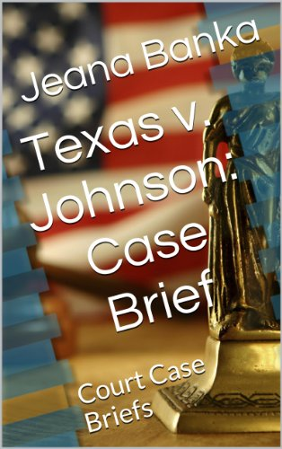 texas v johnson case brief
