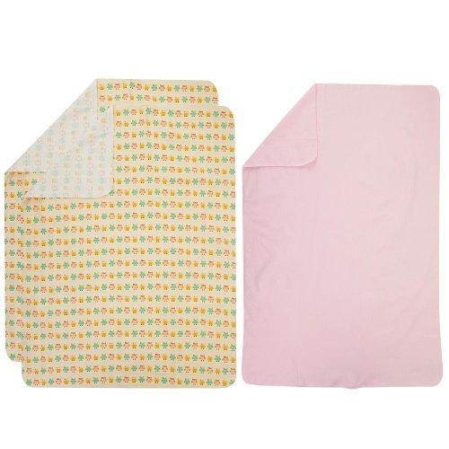 Flannel Blanket Pattern front-828361