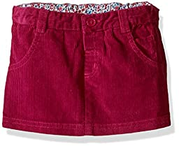 JoJo Maman Bébé Kid\'s Cord Mini Skirt, Raspberry, 18-24m US