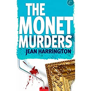 The Monet Murders Audiobook