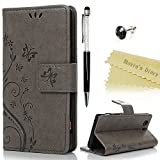 Mavis's Diary Sony Xperia Z3 Compact/Z3 Mini Solide Grau