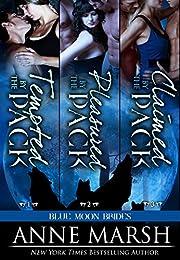 Blue Moon Brides Boxed Set: Books 1-3