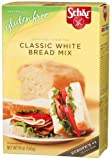 Schar Naturally Gluten-Free Classic White Bread Mix, 19-Ounce Boxes (Pack of 5)