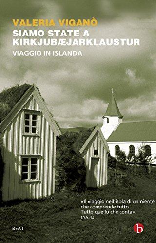 Siamo state a Kirkjubæjarklaustur. Viaggio in Islanda: 1