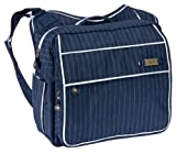 OGIO Girls' Road Trip Bag (Navy Pin)