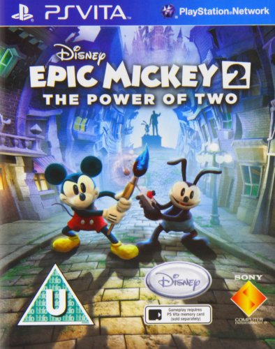 Epic Mickey 2: The Power of Two [UK Import] (Epic Mickey 2 compare prices)