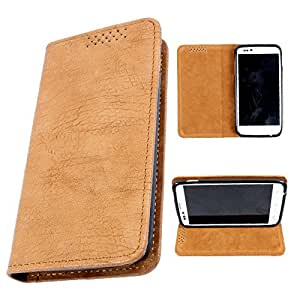 For Samsung Galaxy Core Prime - DooDa Quality PU Leather Flip Case Cover With Smooth inner Velvet To Keep Screen Scratch-Free