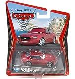 Disney Pixar Cars 2 Die Cast Carlo Maserati #3