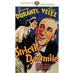 Strictly Dynamite (1934)