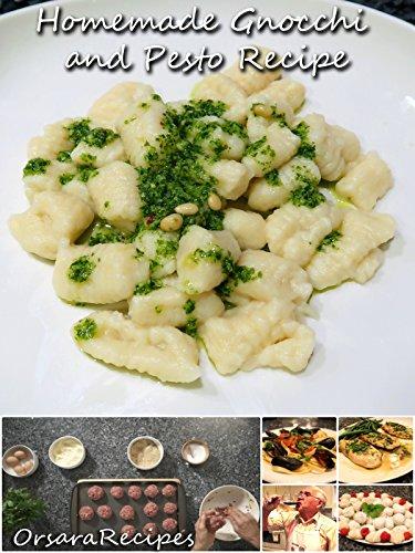 Homemade Gnocchi and Pesto Recipe