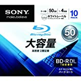 SONY Blu-ray Discs BD-R DL 4X 10 Pack (2011)by Sony