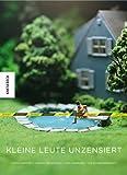 Kleine Leute unzensiert: Postkartenbuch