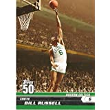 2007-08 (2008) Topps 50th Anniversary Limited Edition # 12 Bill Russell Boston... by Topps