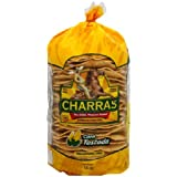 Charras, Tostada Natural Yellow, 14-Ounce (15 Pack)