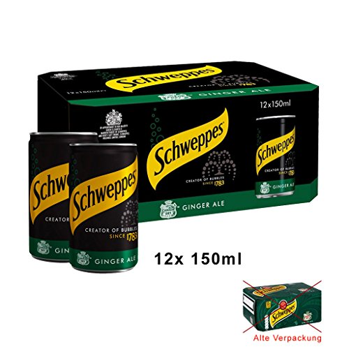 schweppes-canada-dry-ginger-ale-12-x-150ml-mixgetrank-mit-ginger-ingwer