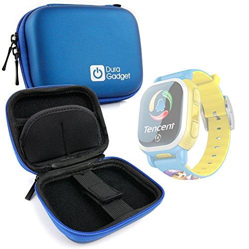 duragadget-custodia-protettiva-blu-per-tencent-pq708-qqwatch-bambini-misafes-smart-watch-gps-q5s-tra
