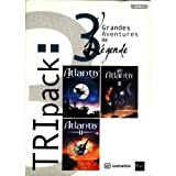 Tripack Atlantis 1 + 2 + 3par Dreamcatcher
