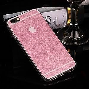 Case, UnnFiko Beauty Luxury Hybrid Bling Glitter Soft TPU Gel Shiny
