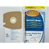 Eureka Part#60295C - Style MM Vacuum Bag Replacement for Eureka Mighty Mite 3670 and 3680 Series Canisters by EnviroCare Part#153-9 (18 Bags)
