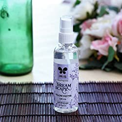 IRIS Dream Scape Pillow Mister Lavender & Fennel Fragrance Spray for blissful Sleep